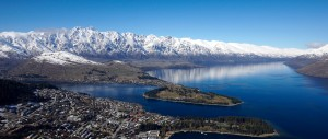 Campervan Hire Queenstown, New Zealand
